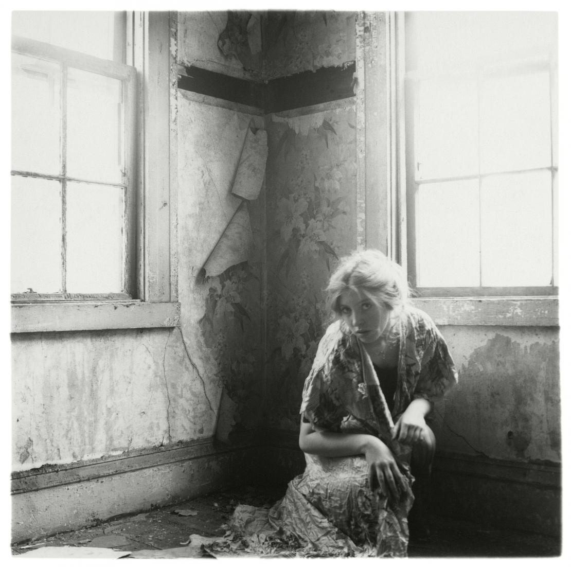 Francesca Woodman, Untitled, Providence, Rhode Island, 1975-78 © George and Betty Woodman