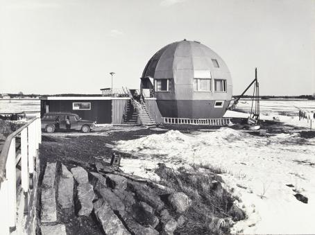 Kaius Hedenström, sarjasta Maaseutumme tänään, 1977.