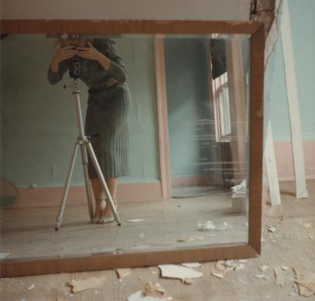 Francesca Woodman, Untitled, New York, 1979 © George and Betty Woodman