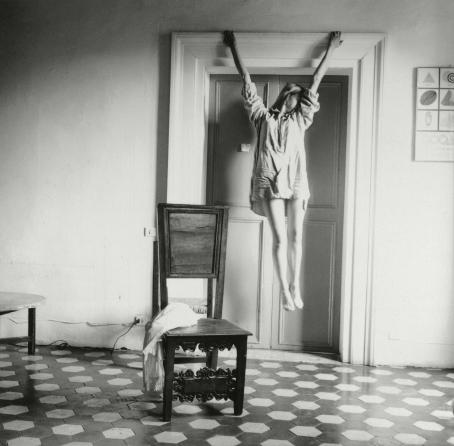Francesca Woodman, Untitled, Rome, Italy, 1977–78 © George and Betty Woodman