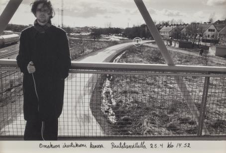 Jari Silomäki, from the series Rehearsals for Adulthood (1997–2001)