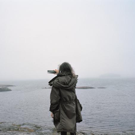 Aura Saarikoski: Näkyvyys alle 1 km