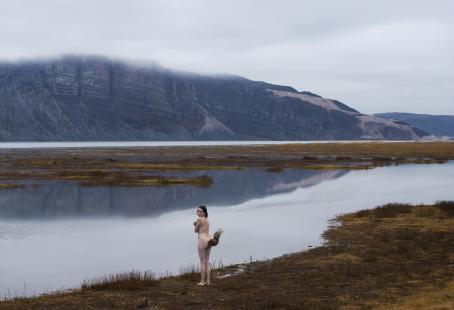 Marja Helander: ur serien Norr, 2018.