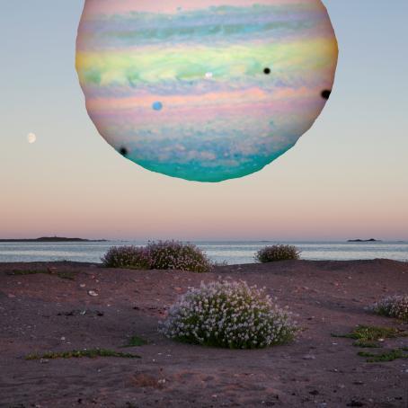 Hertta Kiiski: Planet (Melankolia2047), 2017.