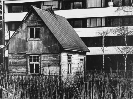 Caj Bremer: from the series Finnish Everyday Life, 1971.