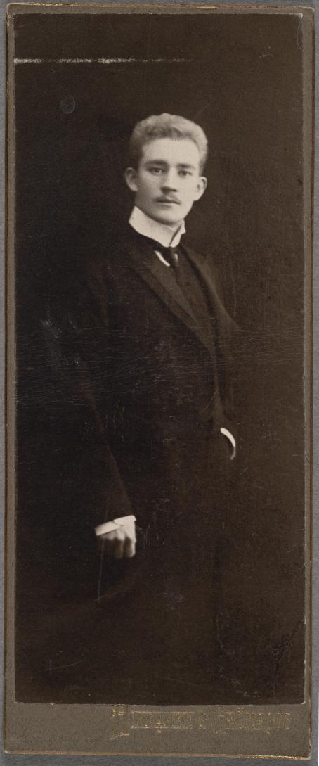 Hokkanen & Grönroos, Kuopio, n. 1905 / Suomen valokuvataiteen museon kokoelma.