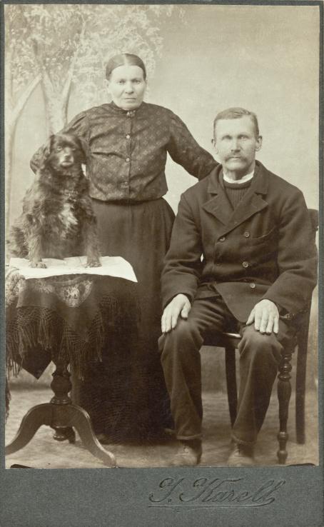I. Karell, Viipuri, n. 1905 / Suomen valokuvataiteen museon kokoelma.