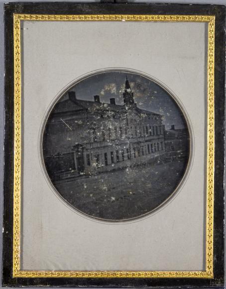 Henrik Cajander: Nobelin talo, Uudenmaankatu 8, Turku. Turun museokeskus. Kuva: Riitta Koskivirta.