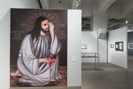 Poliittisen valokuvan festivaalin 2019 antia. Kuva: Virve Laustela / Suomen valokuvataiteen museo.