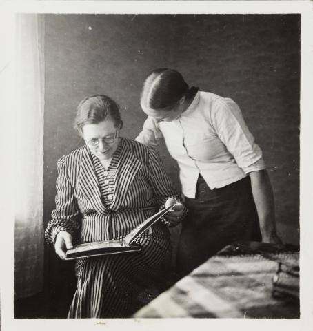Joseph Hart: n. 1940-luku / Suomen valokuvataiteen museon kokoelma.