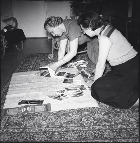Helvi Ahonen: 1960-luku / Suomen valokuvataiteen museon kokoelma.