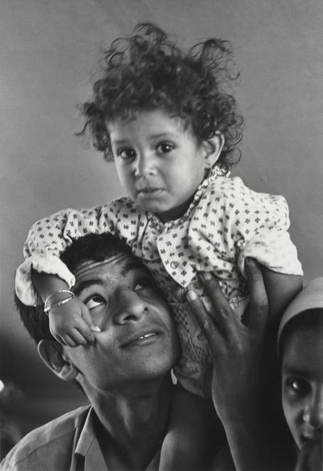 Leena Saraste: Syyria, 1982 / Suomen valokuvataiteen museon kokoelma.