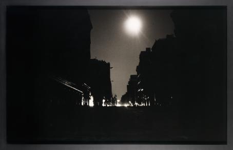 Ilkka Uimonen: New York, 2003 / Suomen valokuvataiteen museon kokoelma.