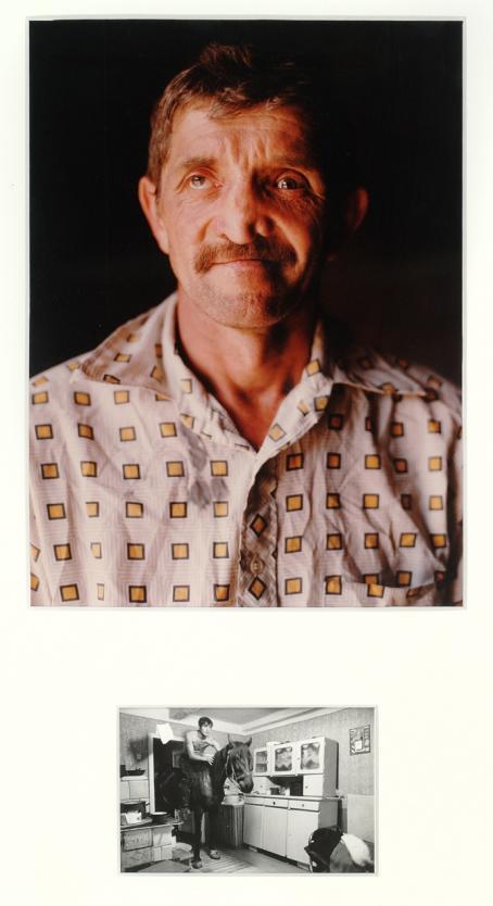 Jukka Male: Sarjasta Srednia Wies, 1979-2002 / Suomen valokuvataiteen museon kokoelma