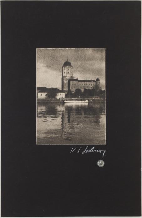 Karl Sigurd Schultz, 1930-luku: Viipuri. Suomen valokuvataiteen museo.