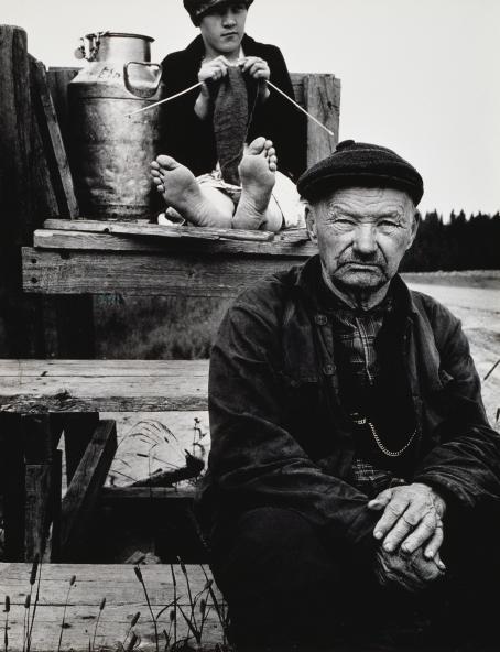 Ismo Hölttö: Savo, 1966. Suomen valokuvataiteen museo.