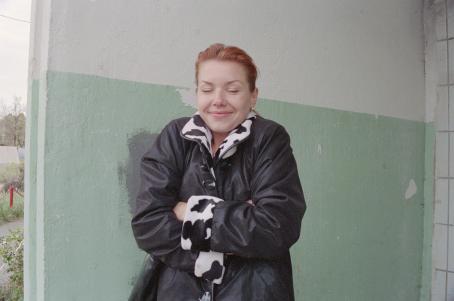 Hannele Rantala: sarjasta Natasha, 2001. Suomen valokuvataiteen museo.