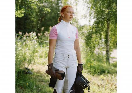 Kati Leinonen, from the series Äimärautio