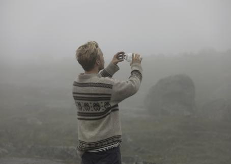 Maanantai Kollektiivi: Nine Nameless Mountains, Canning the Mist