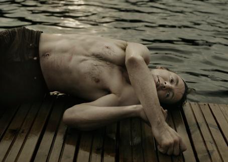 Elis Hoffman, sarjasta / från serien / from the series Fading.