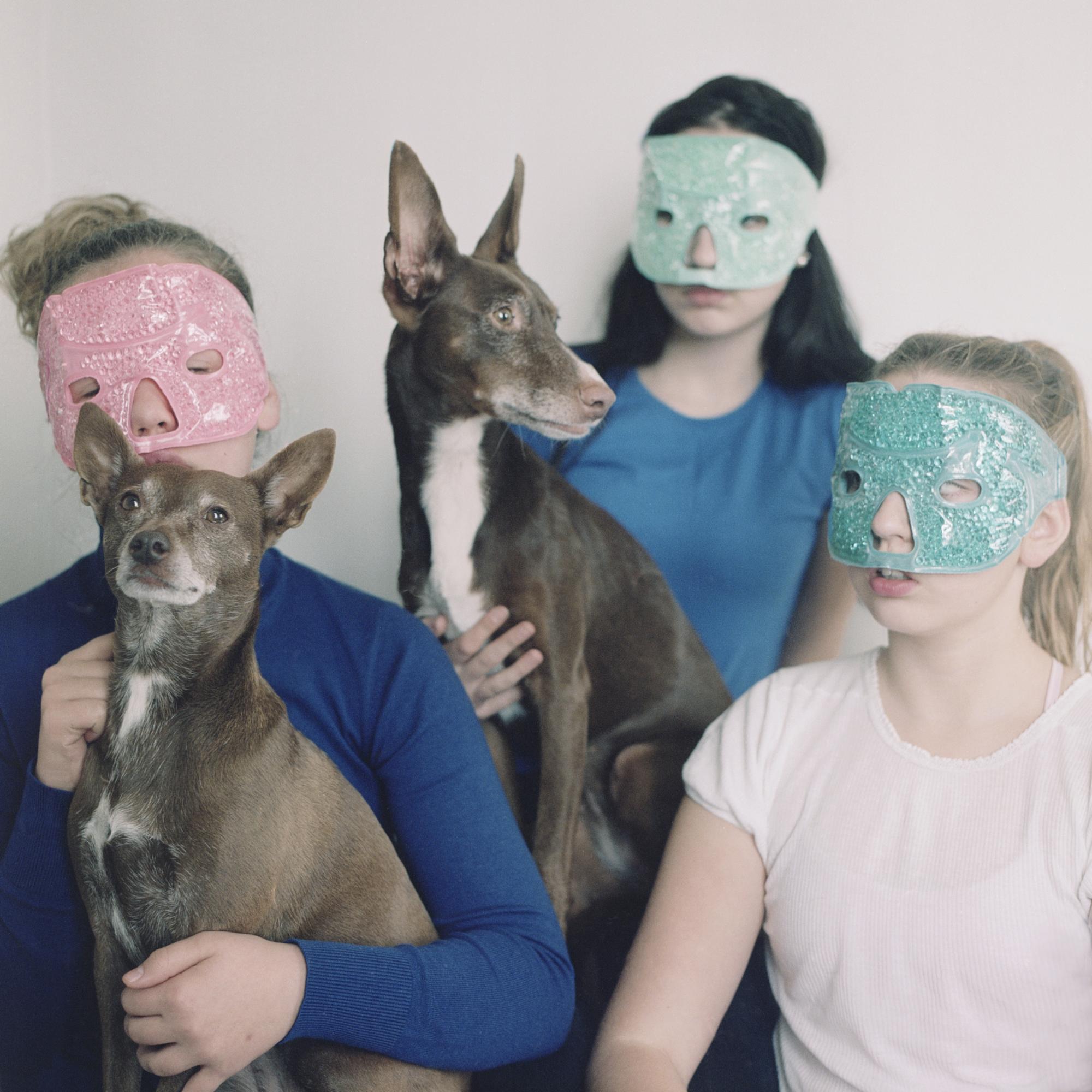 Hertta Kiiski: Violetti meri, 2019.